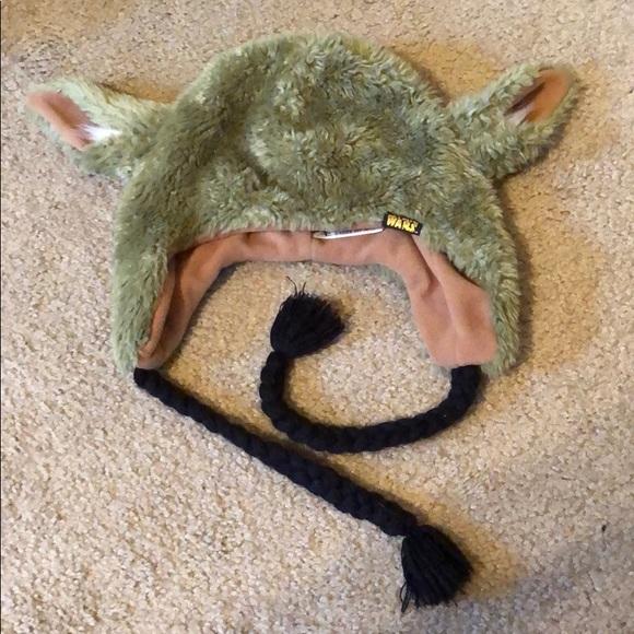 Yoda Star Wars winter hat. M 5c4208ad2beb79890f6d5a82 2c1742e8c56e